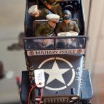 Miniatur Polizei